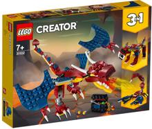 LEGO Creator Ilddrage