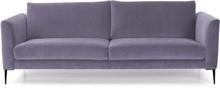 Strand 3-sits soffa Unique 90