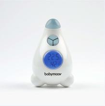 Babymoov Digital termometer/hygrometer blå