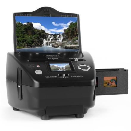 Combo dia-film-foto-scanner Klarstein 179B SD xD 5,1 MP