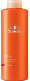 Wella Enrich Normal Shampoo 1000 ml