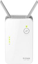 D-Link DAP-1620 Trådløs Dual Band WiFi Extender - Hvit