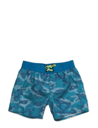 Boys Board Shorts, Bb Water Camo, 1-P - Boozt