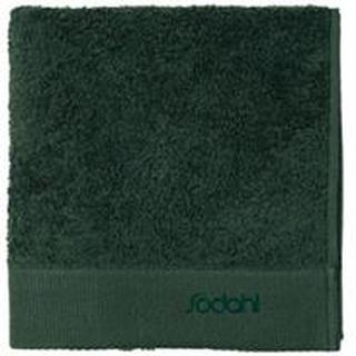 Södahl Comfort Alm. Håndklæde 50x100 cm, Deep Green