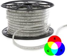 Ljusslang LED List 60 Flat RGB