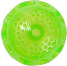 Hundleksak Squeaky Ball av TPR Ekonomipack: 3 st
