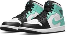 Air Jordan 1 Mid Shoe - White