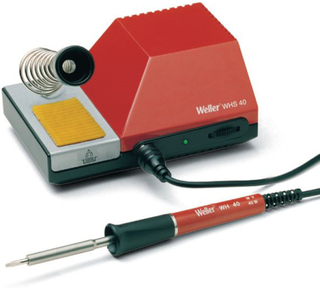 Weller Loddestation 40W/230V. Ø3,5mm spids