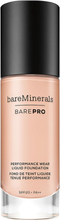 BAREPRO Performance Wear Liquid Foundation SPF 20, Porcelain 0.5 30 ml bareMinerals Foundation