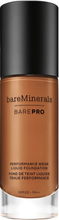 BAREPRO Performance Wear Liquid Foundation SPF 20, Cinnamon 25 30 ml bareMinerals Foundation