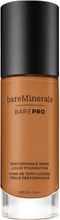 BAREPRO Performance Wear Liquid Foundation SPF 20, Latte 24 30 ml bareMinerals Foundation