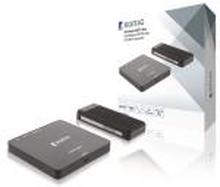 5 GHz Trådløs Hdmi Transmitter 1080p - Rækkevidde 30 m