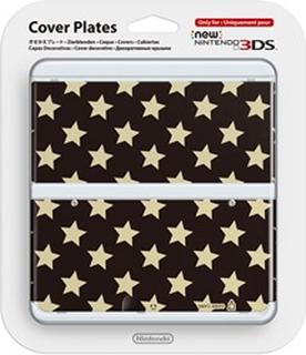 Nintendo New 3DS Cover plates No. 016 Stars - Tilbehør til spillekonsol