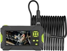"""Vattentät 4.3"""" portabel HD inspektionskamera, 2m"""