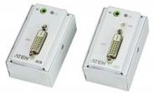 DVI / Audio Cat5 Extender 40 m