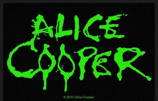Alice Cooper - Alice Cooper Logo -Symerke - multicolor