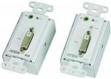 DVI / Audio Cat5 Extender 60 m