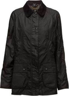 Barbour Classic Beadnell Wax Jacket Foret Jakke Sort Barbour