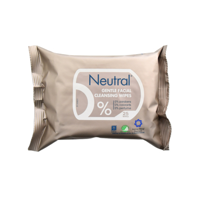 Neutral Make Up Remover Wipes 25 stk