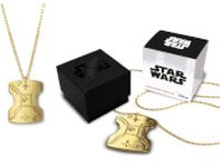 Star Wars Official Japor Snippet Necklace - Zavvi Exclusive