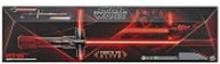 Hasbro Star Wars The Black Series Supreme Leader Kylo Ren Roleplay Force FX Elite Lightsaber