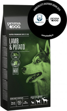 Prima Dog Adult All Breeds Lamm & Potatis