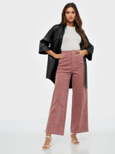 Gina Tricot Fia Corduroy Trousers Rose