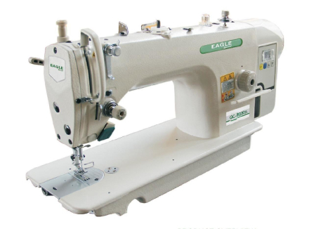 Eagle GC-8000A Flat Direct Drive Lockstitch Industrial Sewing Machi...