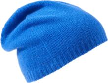 Mütze aus 100% Premium-Kaschmir Peter Hahn Cashmere blau