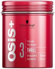 OSIS+ Thrill Fibre Gum Haarwachs 100 ml