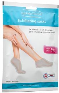 Dermatrisse Exfoliating Socks 1 Pair