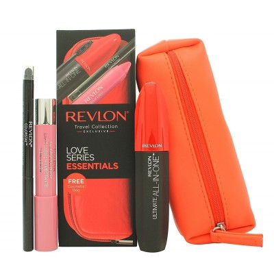 Revlon Love Series Essentials Travel Set 4 stk