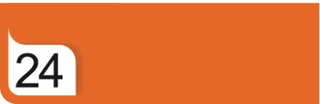 Classic greb, orange, polyamid, 109-205 mm