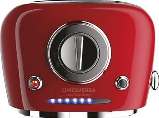 Viceversa Viceversa TIX Pop-up-brödrost röd