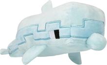 Minecraft, Gosedjur / Mjukisdjur - Delfin (35 cm)