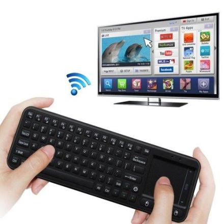 Measy Trådlöst tangentbord till Smart-tv