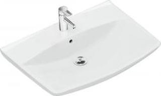 Ifö Spira Art håndvask 600 x 495 mm. 15172