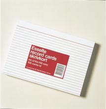 Skrivkort 8000/A7L linjerat