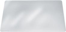 Skrivunderlägg Durable 53X40 cm transp.