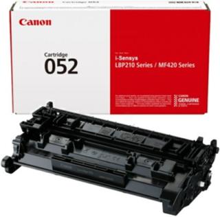 Canon Canon Canon 052 Toner svart, 3.100 sider