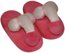 Penis Slippers Pink