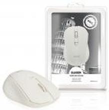 Trådløs Mus Bordmodel 3 Buttons Hvid