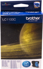 Brother Brother LC1100C Blekkpatron cyan, 325 sider