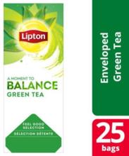 Te LIPTON påse Green Tea 25/FP