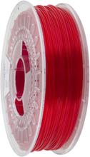 PrimaSelect PETG 2.85mm 750 g Röd Transparent