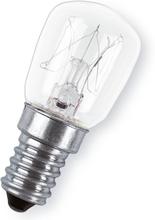 Osram Päron-/kylskåpslampa, 15 Watt