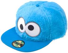 Sesam - Cookie Monster - Keps - blå