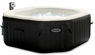 Intex PureSpa Jet & Bubble Deluxe Octagon, 201 x 71, Intex Spabad PureSpa