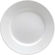 Assiette, Swedish Grace snö, 21 cm 2-pack
