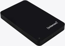 "Intenso Extern hårddisk 2,5"""", USB 2.0 500 GB"
